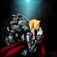 Brotherhood by maeander