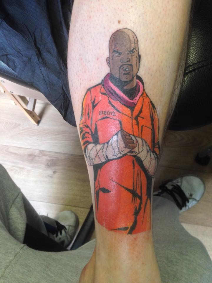 paynexkiller's GTA3 Tattoo by Paynexkiller