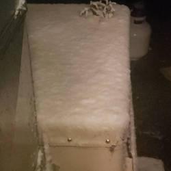 Snow in Arizona 2019 by JZFranklin