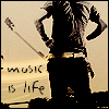 music is life by o0lost0o