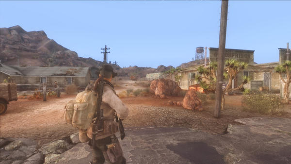 Fallout New Vegas ENB experiments by Xilandro on DeviantArt