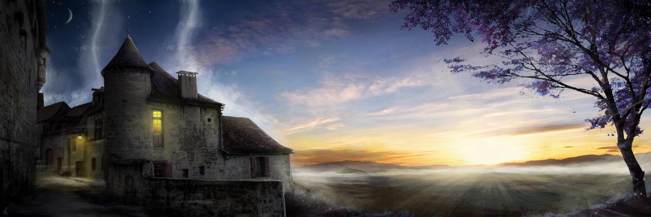 Sky is mine by Winerla