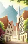 Alsace - Summer Postcard 2016 #2