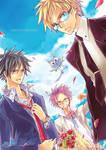 FairyTail: Boys side