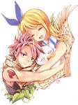 FairyTail: Natsu x Lucy