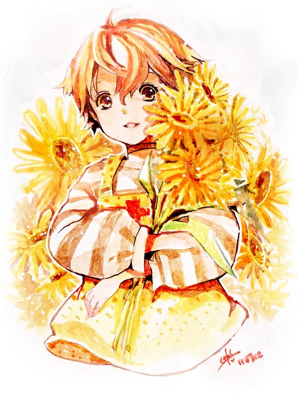 Sunflower by arielucia