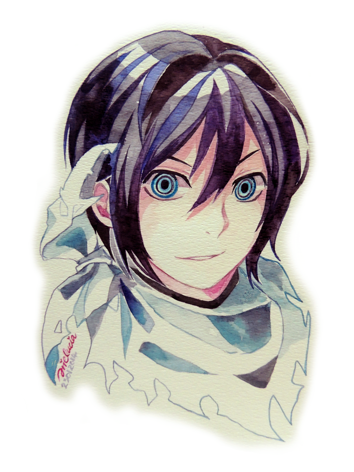 Noragami Yato By Arielucia