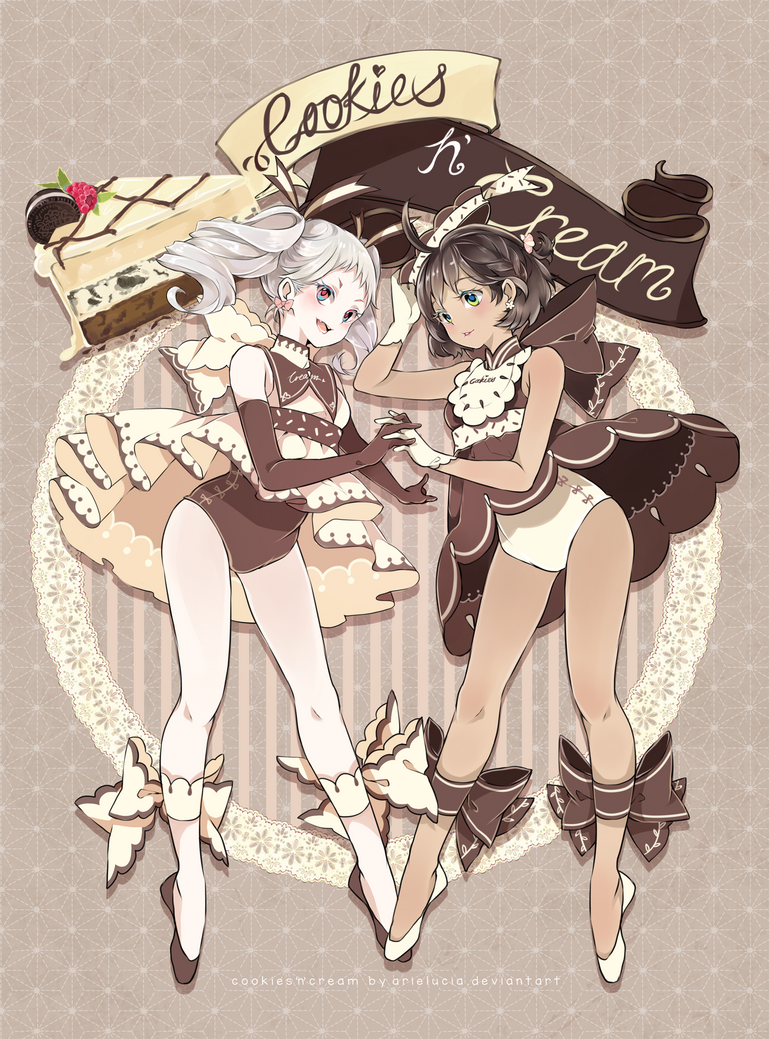 Sweetheart Duet by arielucia