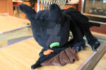 Finished Toothless 2