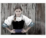 folk costume by MajklPussyK