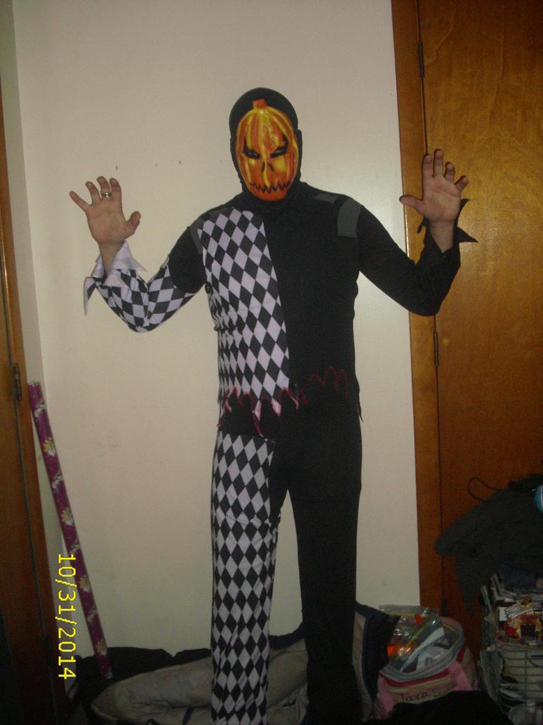 My Halloween Costume 2014 by mekio82