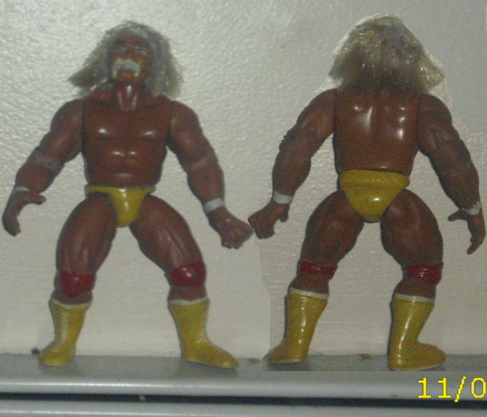 WWF Jakks BCA Hulk Hogan  V2 by mekio82
