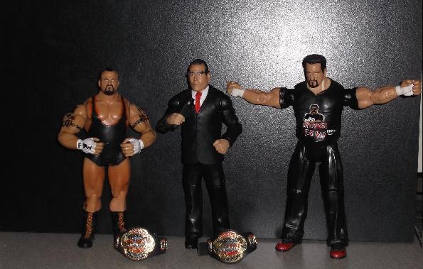 ECW Custom Joey Styles by mekio82
