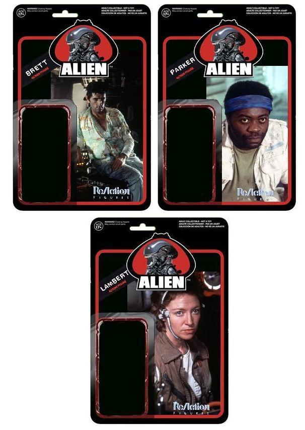 Alien cards by mekio82