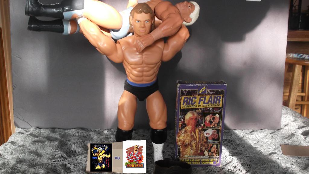 WCW 1991 Galoob dolls(2) by mekio82