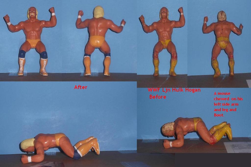 WWF Ljn Hulk Hogan by mekio82