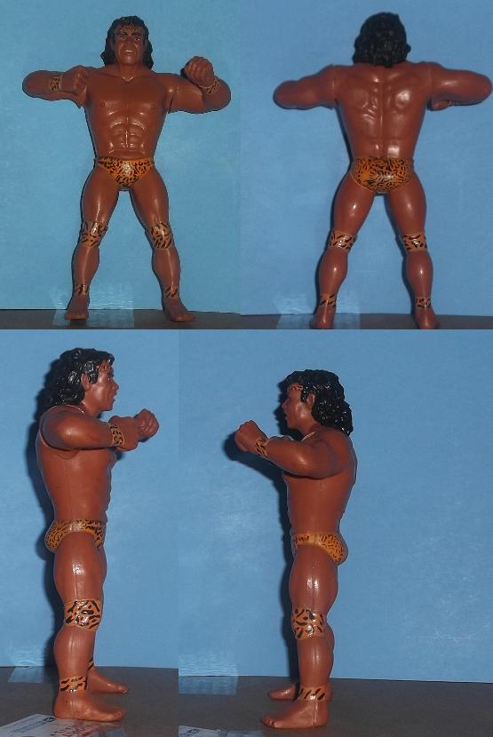 WWF Ljn Jimmy Snuka by mekio82