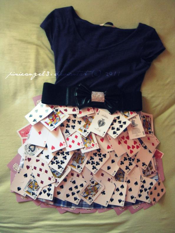 p-p-poker dress by pixieangel3