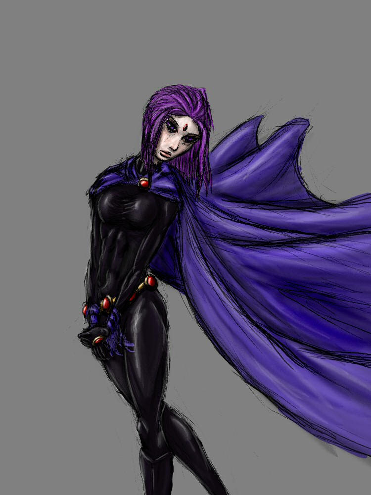 Raven Adult 56