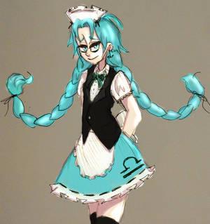 ~Cute Libra Maid!~
