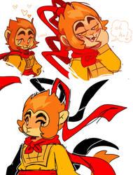 Monkey King Sketches