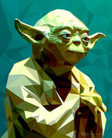 May The Fourth Be With You - Yoda by whikiko