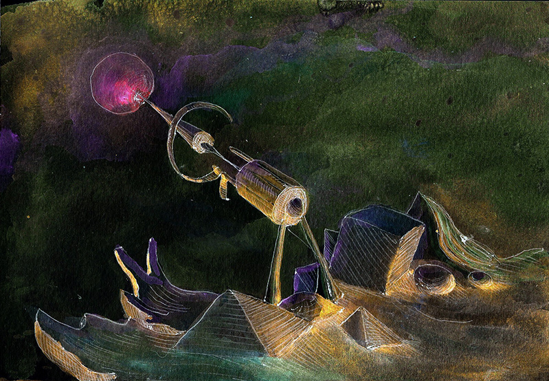 Projet 2012: piano & accompagnements Little_telescope_by_ariad_arts-d5nrflr