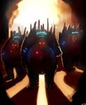 Alien from Fifth element