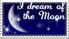 Moon stamp by deviant-stamps