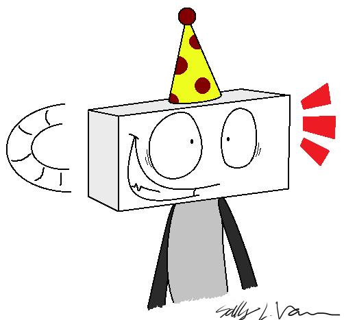 Birthday Boy Blam 3 By Nailesi: Birthday Boy Blam By Pack-Leader-Sally On DeviantArt