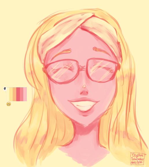 Honey Lemon Pallet by icekitsune13darkfire