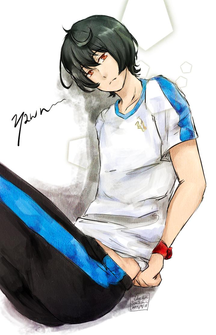 ritsu~ by icekitsune13darkfire