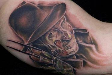 Freddy by chadchase