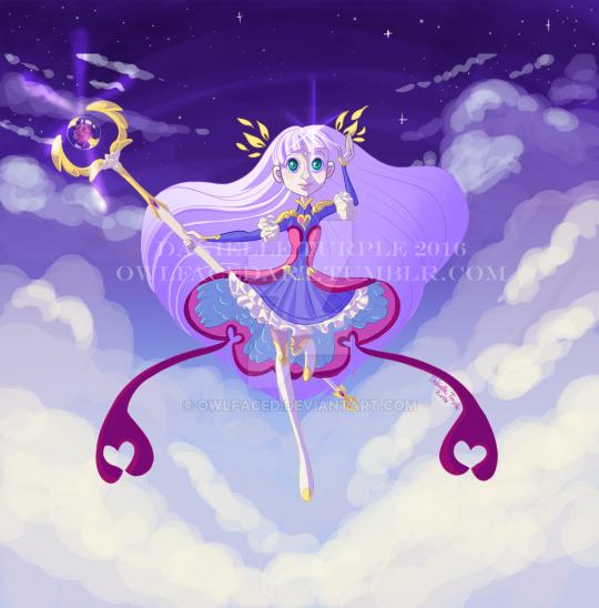 Princess Nebula by OwlFaced