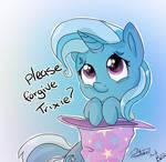 [Collab] Please Forgive Trixie