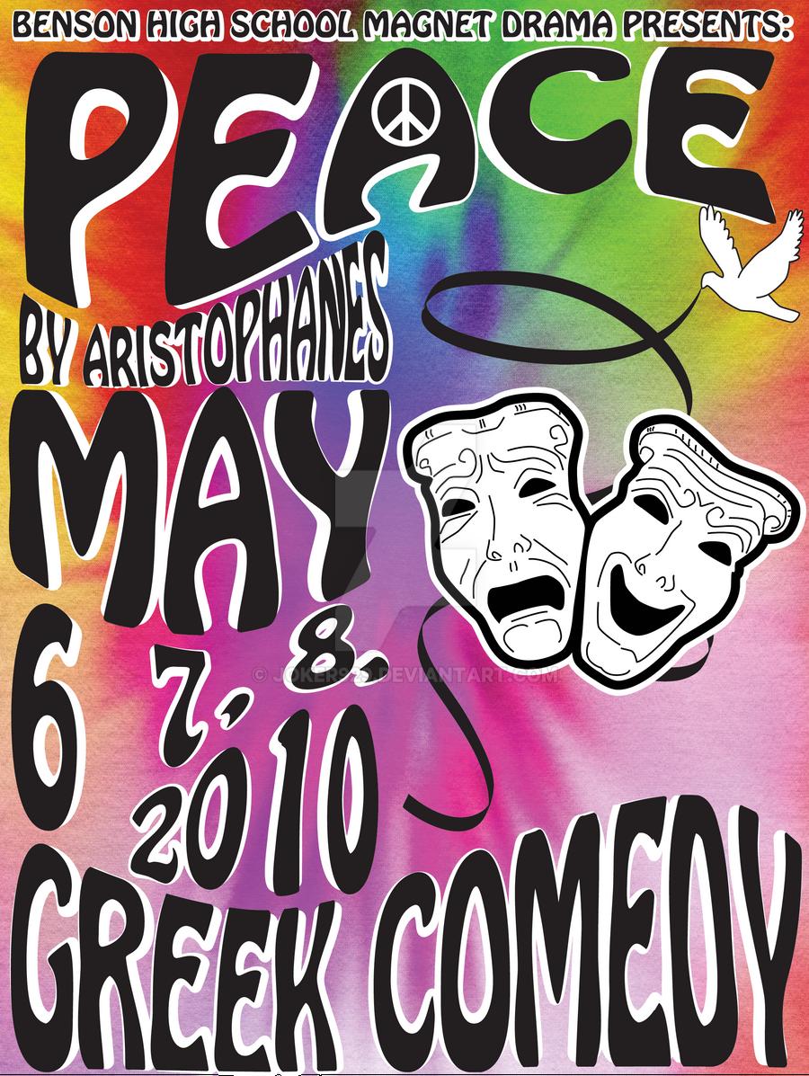 Peace-A Greek Comedy by Joker929