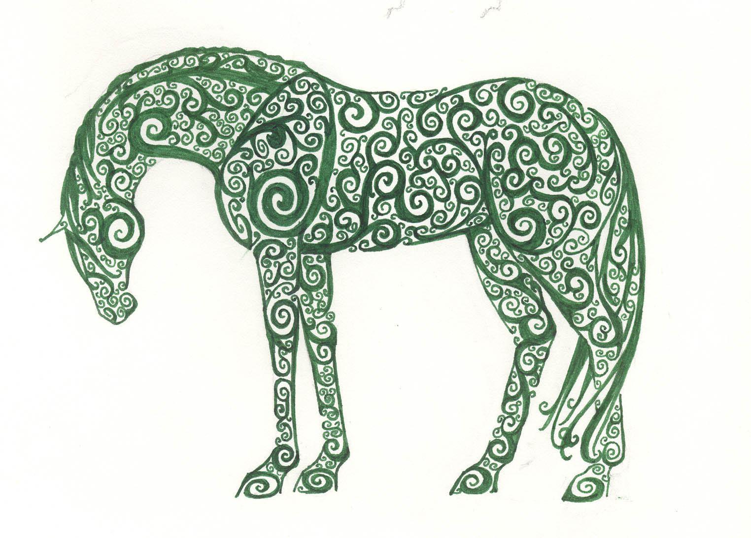 Celtic Animal Drawings Bing Images
