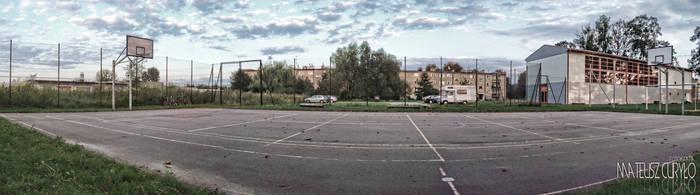 Court panorama by zubrowaty