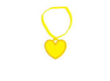 Serena's Heart Locket