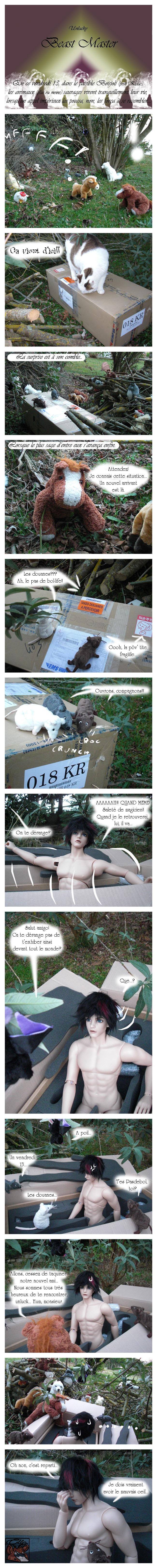 [Heika's 2] A la prochaine ! p.69 Unlucky_Beast_Master_1_by_Monsieur_Cheval