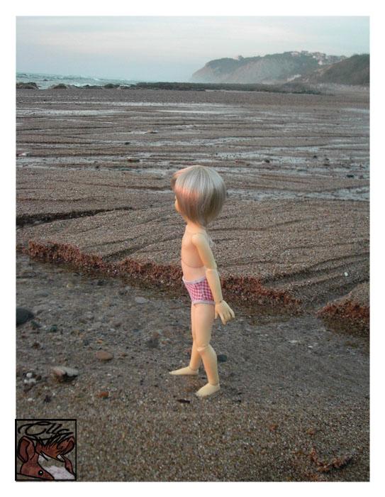 La photo du mois - règles et images Aout 2010 Beach__Agathe_2_by_Monsieur_Cheval