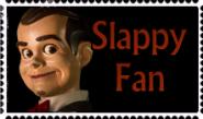 Slappy Fan  Stamp