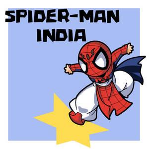 India Spidey