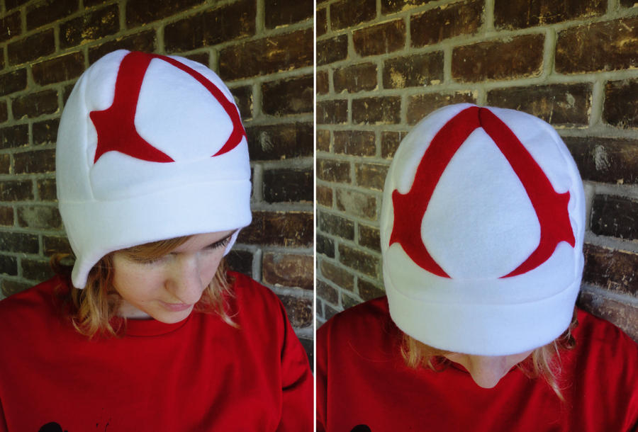 Assassin's Creed Symbol Hat by akiseo