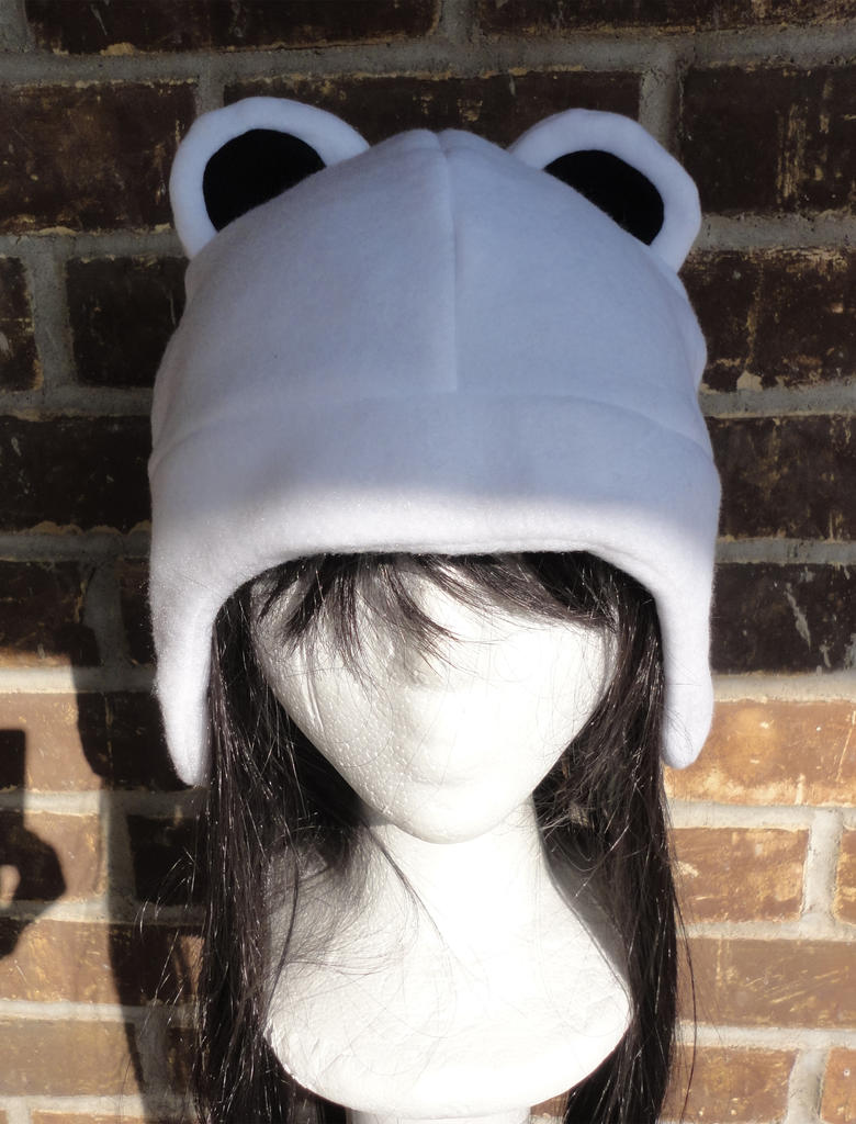 Polar Bear Hat by akiseo