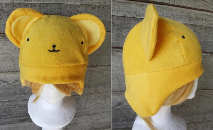 Kero Cardcaptor Sakura Hat by akiseo