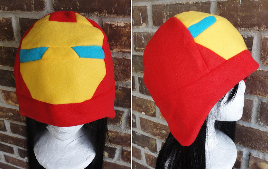 Iron Man Hat by akiseo