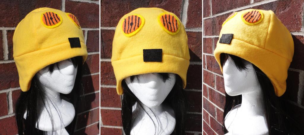 C3PO Star Wars Hat by akiseo