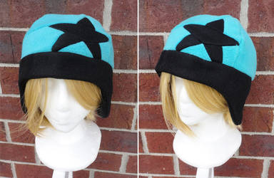 Black Star - Soul Eater Hat by akiseo