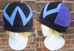 Overwatch Widowmaker Symbol Hat by akiseo